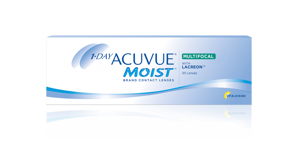 1-Day ACUVUE® MOIST® MULTIFOCAL