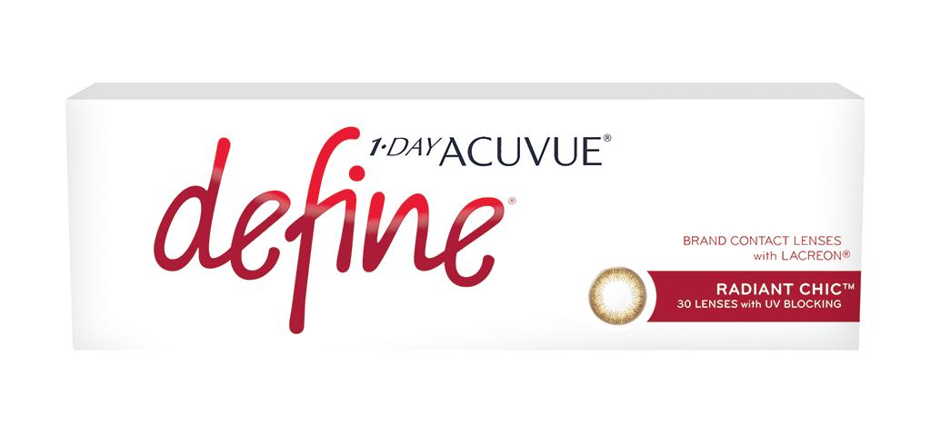 1-DAY ACUVUE® DEFINE®